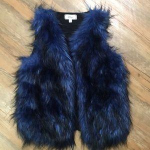 D-SIGNED Fur Vest
